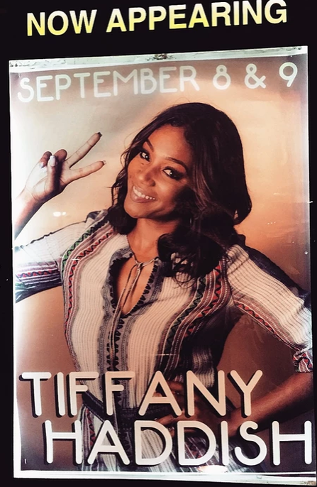 Tiffany Haddish Suitcaise Drive