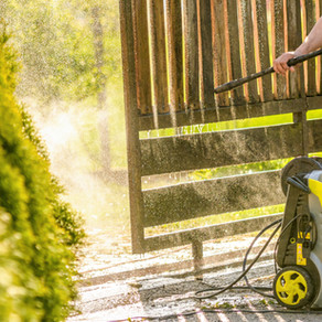 Power Washing Is Your Best Weapon Against Outside Elements