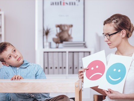 Speech Therapy Effective for Autistic Children