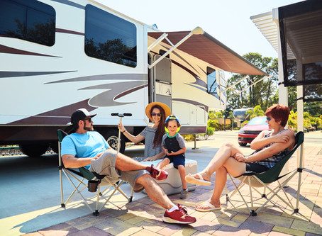 Enjoy Family Time in an RV