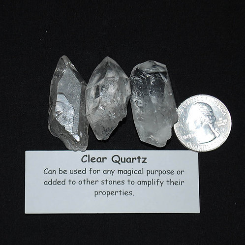 Quartz - Point - Medium