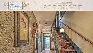 PIMM Portfolio Website - The Shady Victorian