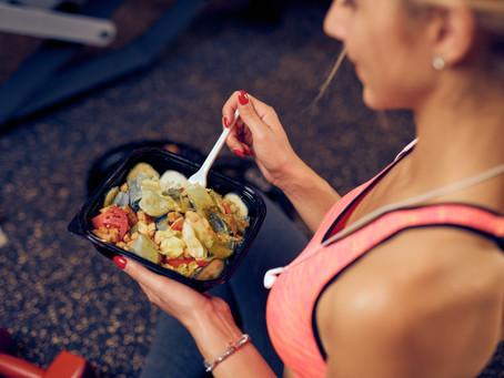 Exercise and Eat Right