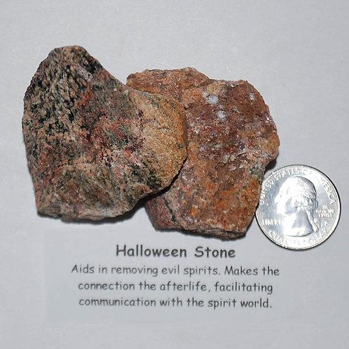 Halloween Stone Rough