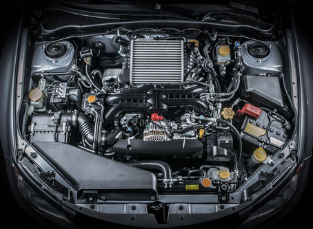 When it Comes to Detailing…What's Under the Hood Also Counts