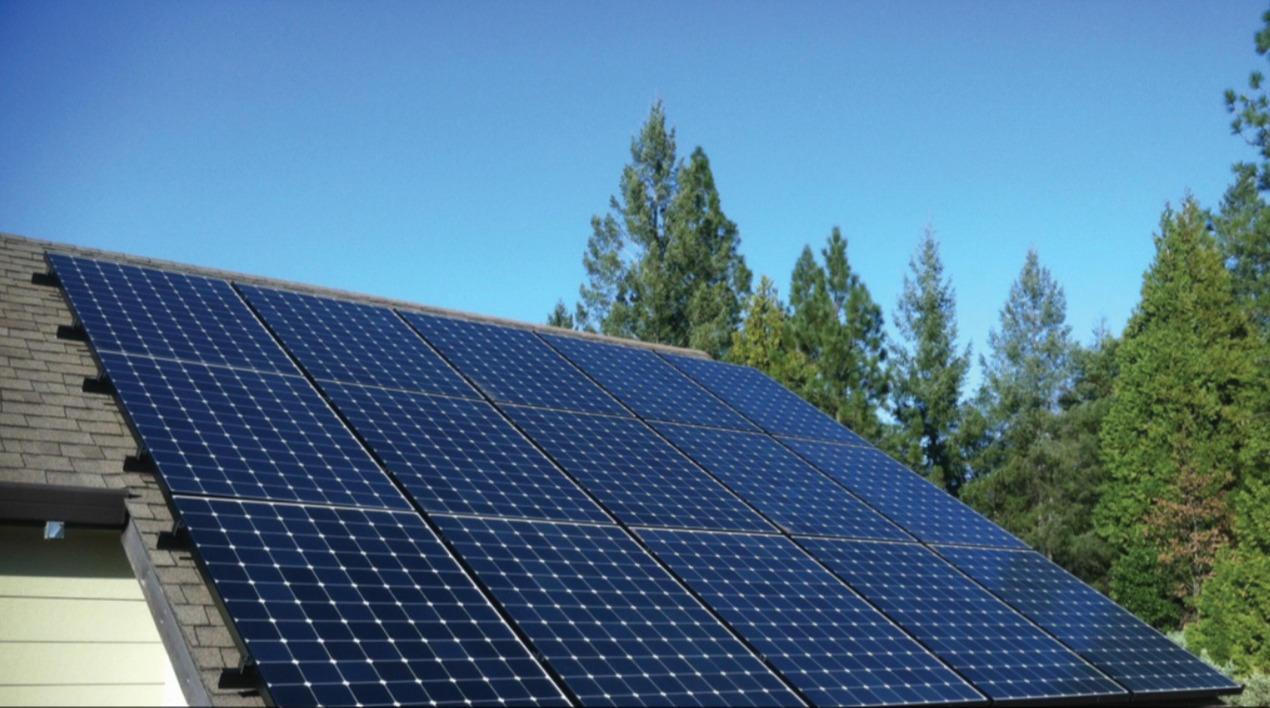 Solar Installation Camino, CA