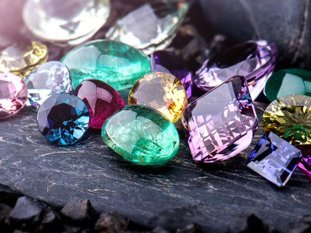 Behind Every Gemstone There's a Story