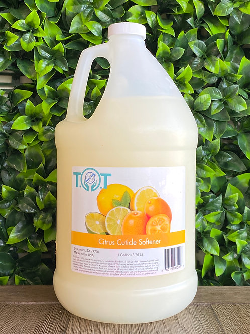 Cuticle Softener 1 gallon