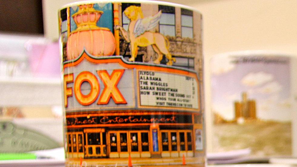 The Nostalgic Fox Theatre