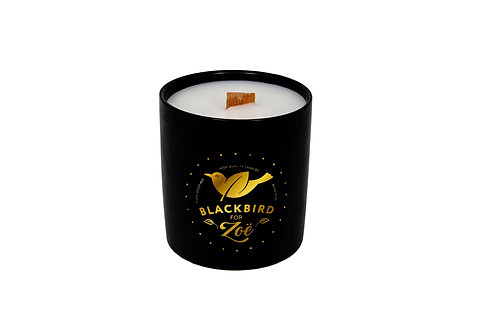 Signature Blackbird Candle