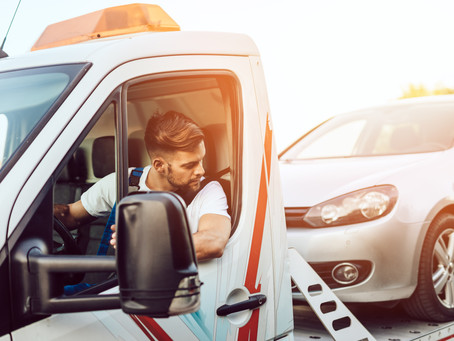 Roadside Assistance is Just a Phone Call Away