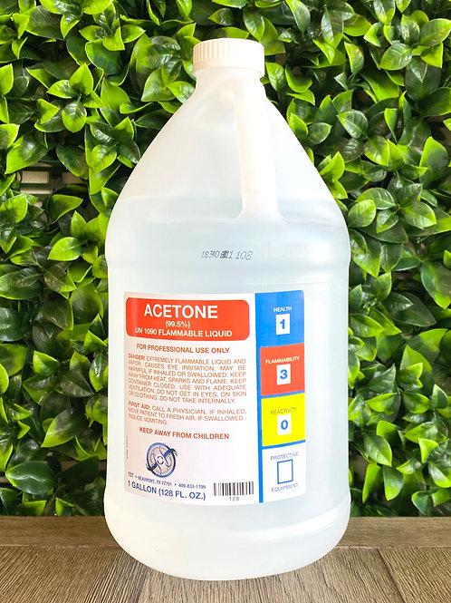 Acetone99%. 1 GALLON