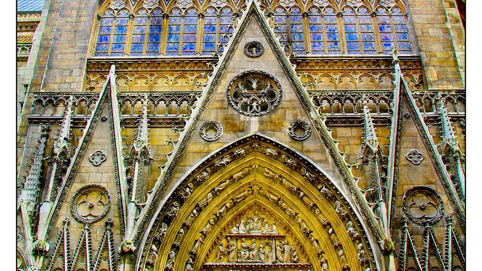 Notre Dame Red Door