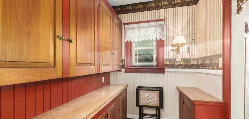 Kitchen & Butler Pantry