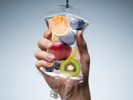 IV Nutrient Therapy: Boosting Wellness From The Inside Out
