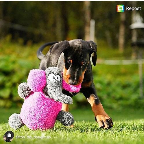 Elephant Duraplush Dog Toy