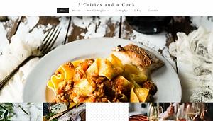 PIMM Portfolio Website - 5 Critics