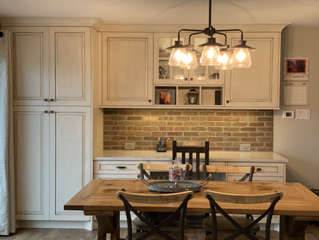 The Importance of Cabinet Space
