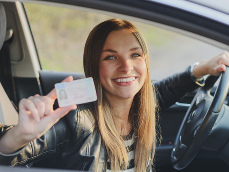 Getting your Driver's License