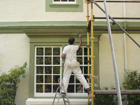 Preserve Your Exterior Home's Paint