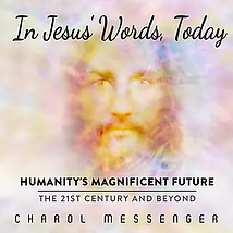 CD COVER Messenger  JESUS WORDS.webp