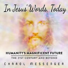 CD COVER Messenger  JESUS WORDS.webp