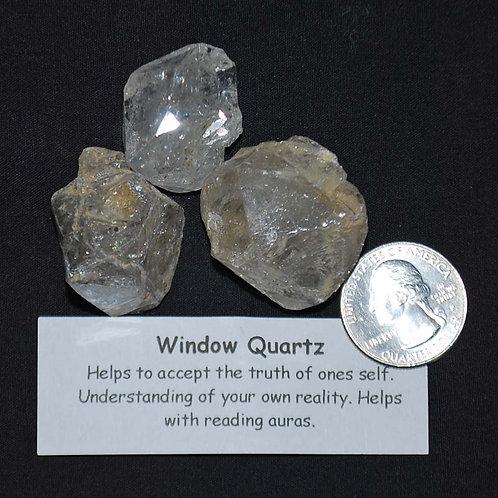 Quartz - Window Rough