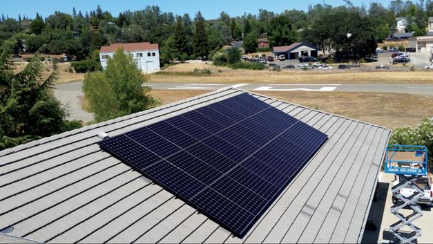 Solar Installation Cameron Park, Ca