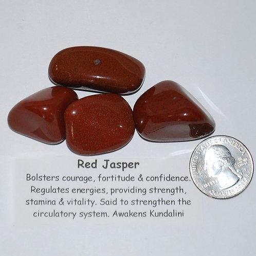 Jasper - Red