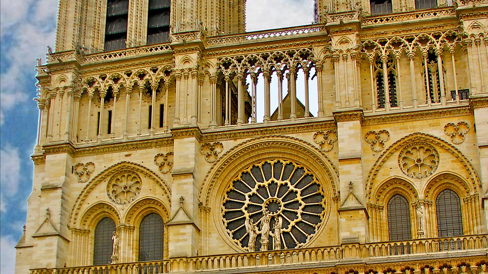 Notre Dame Catherdral