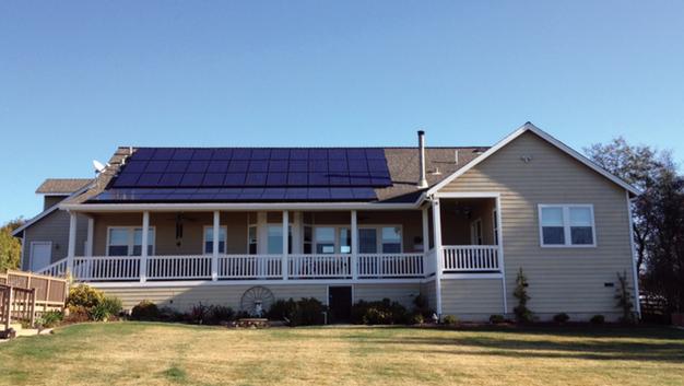 Solar Installation Shingle Springs, Ca