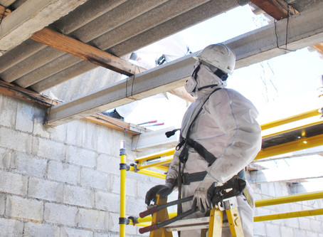 Asbestos Problems? Call in the Asbestos Busters!