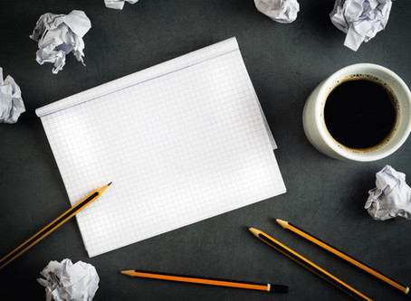 Doing Some Creating Writing?