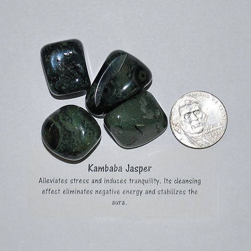 Jasper - Kambaba