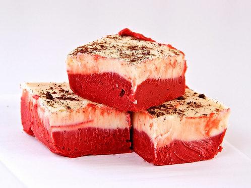 Red Velvet Fudge (1 Pound)