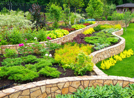 Beautiful Landscaping Helps Sell Your Home