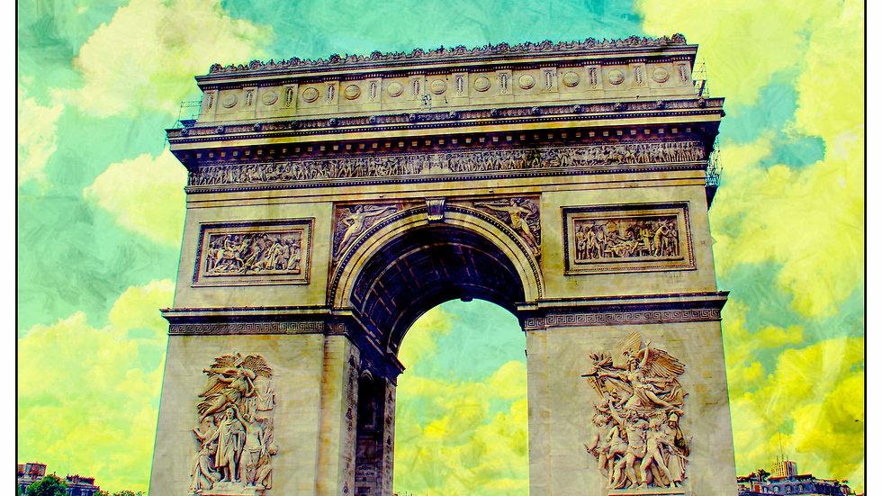 Paris Arch 2