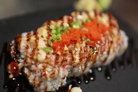 Baked Scallop Roll.JPG