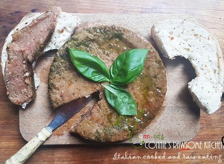 Vegan Veggie Pâté