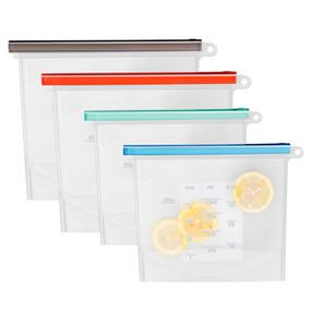 reuseable food storage bags