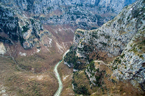 Vikos Canyon - The Acrobatics
