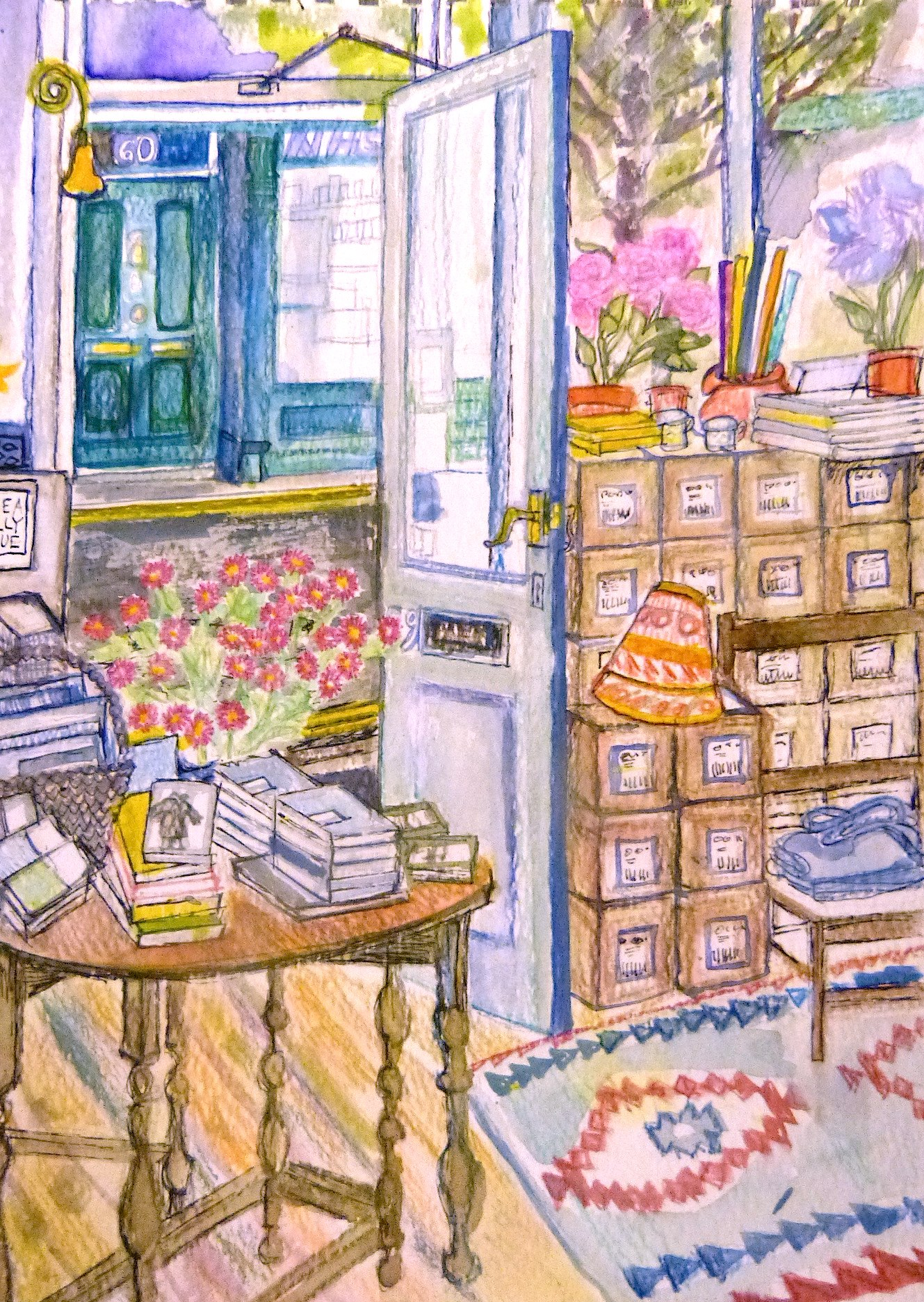 Persephone Books Interior (Oct 2015)