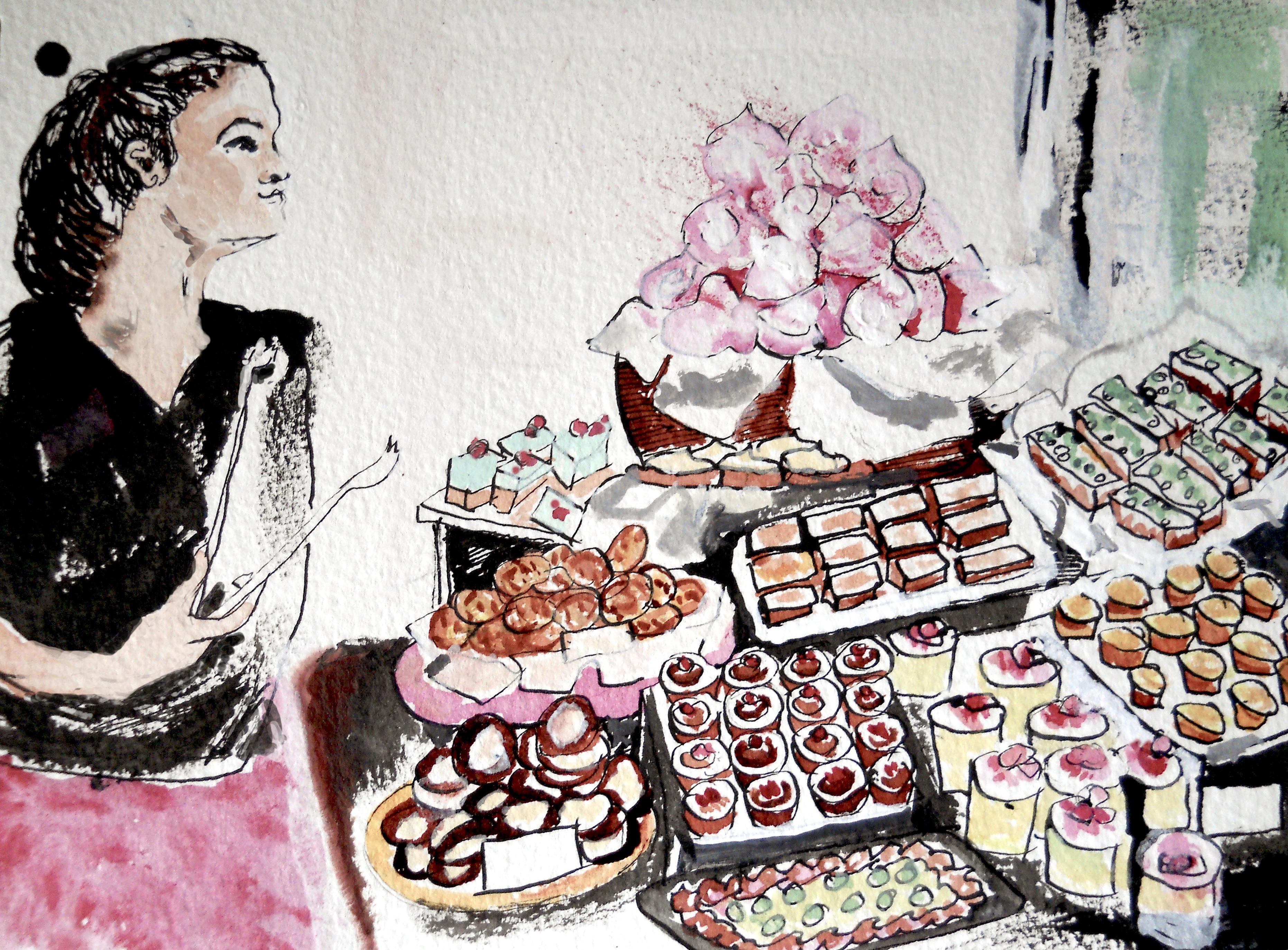 Ottolenghi Pastries