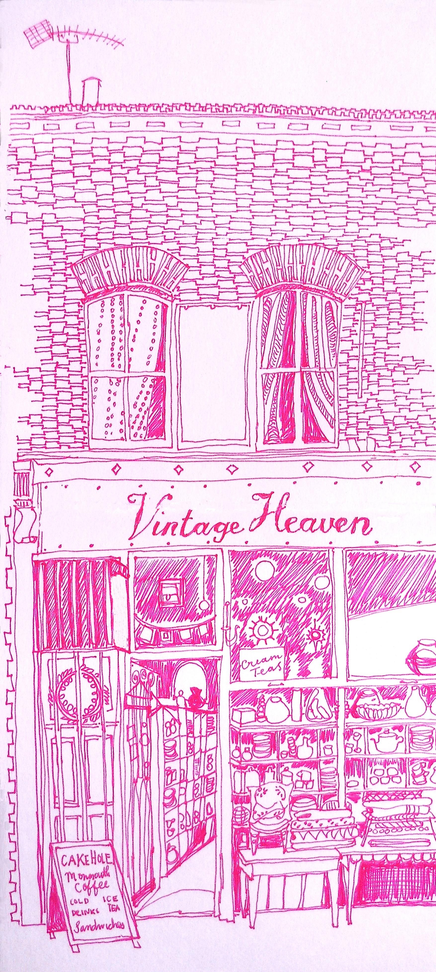 Vintage Heaven - Columbia Rd