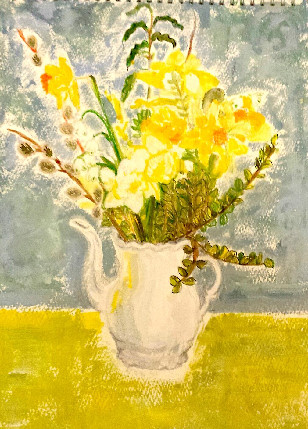 Spring Posy II
