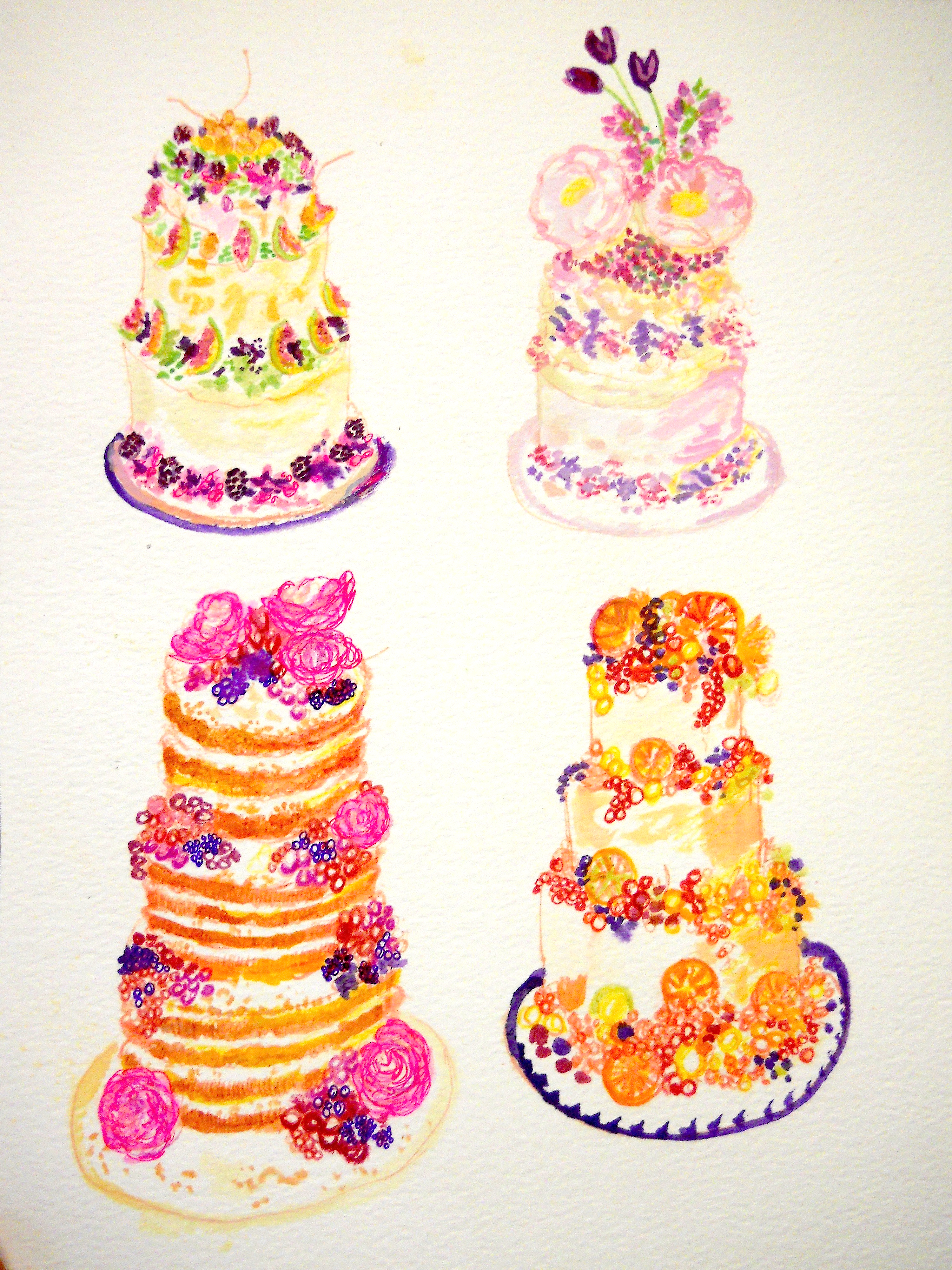 Lily Vanilli Cakes