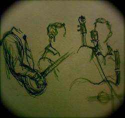 Union Canal String Band (Jamie, Dan & Jim)