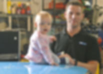 Photo Thomas Slater. CLC Sussex. Car & Van Servicing & Repair.