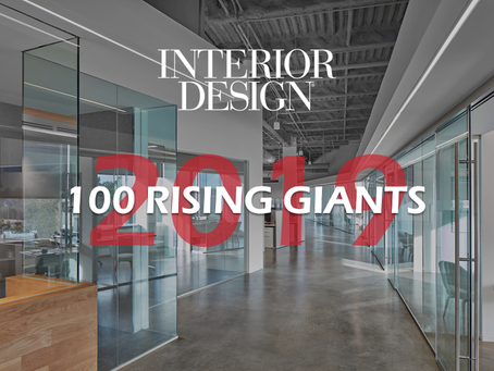 IEI Ranks in 2019 Rising Giants