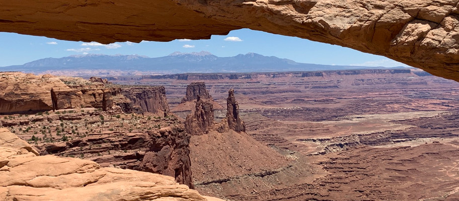 Utah, Moab dessert and Canyon lands